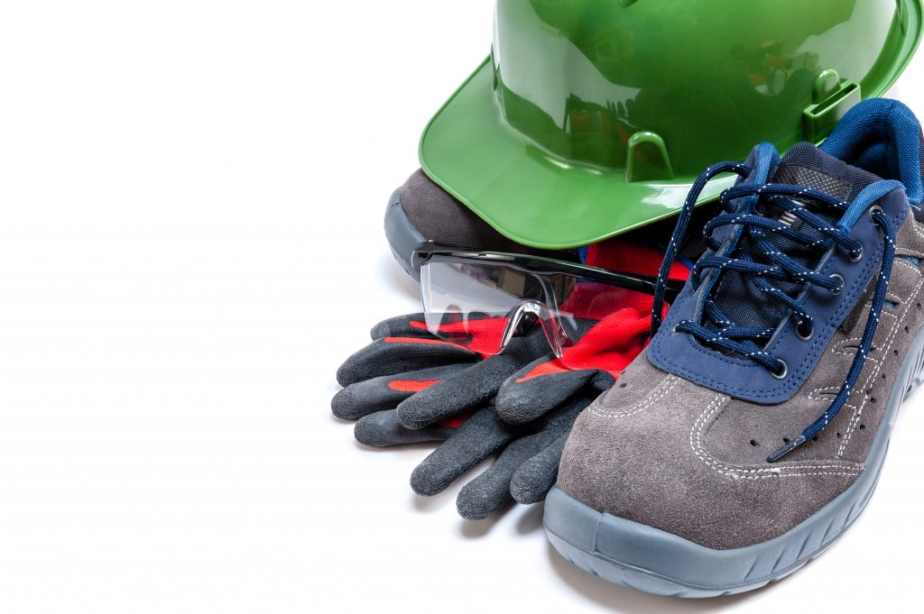Safety gear for professional painters