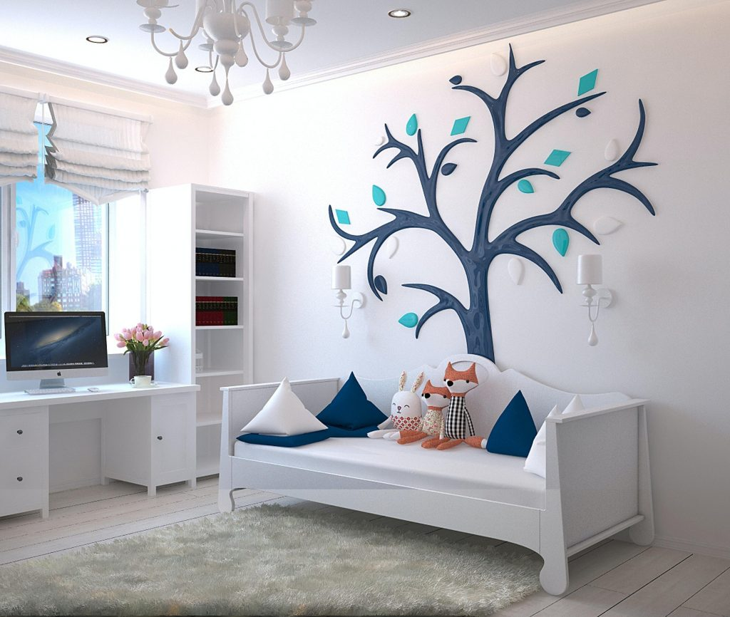 Creative Wall Art to Decorate Your Child's Room